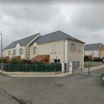 A louer garage Notre Dame d'Oé par Tours'N Gestion vue rue
