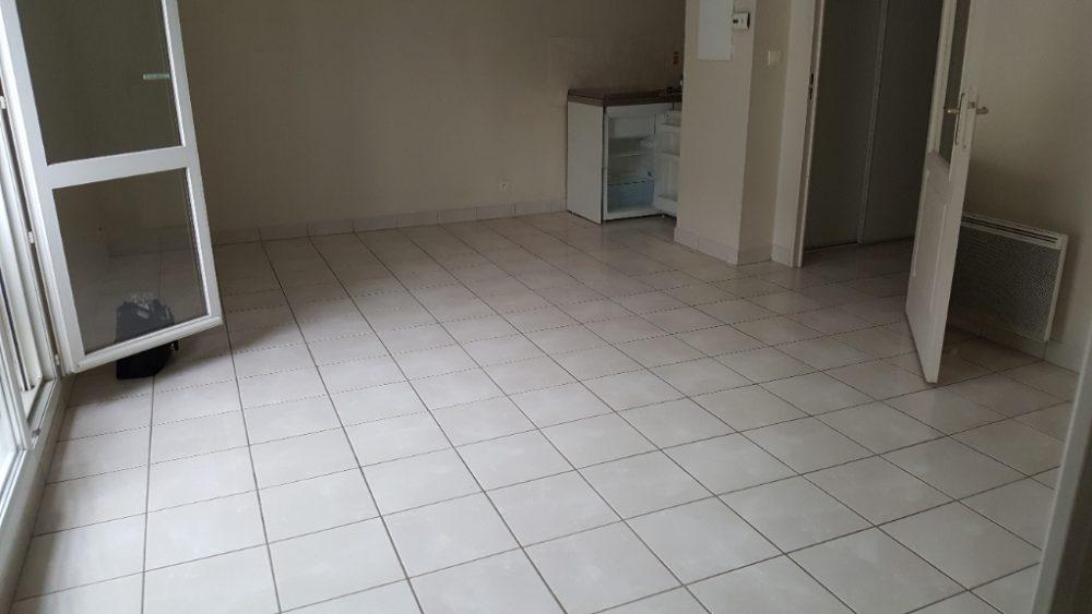 A louer appartement type 2 Quartier Giraudeau par Tours'N Gestion séjour