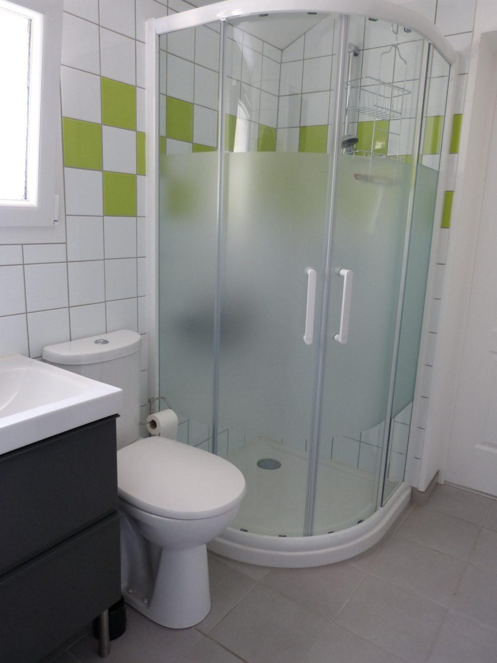 vu-salle d'eau