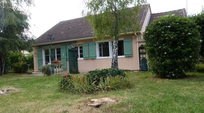 A louer maison Type 4 sur Tours Nord
