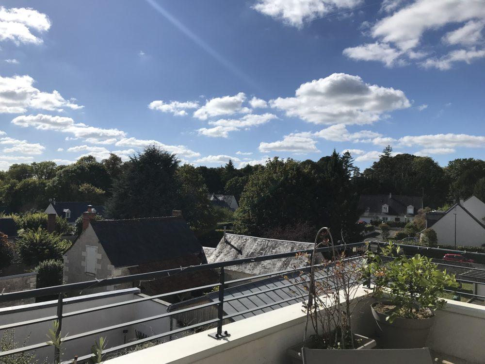 A louer appartement type 3 avec terrasses Tours Nord par Tours'N Gestion vue